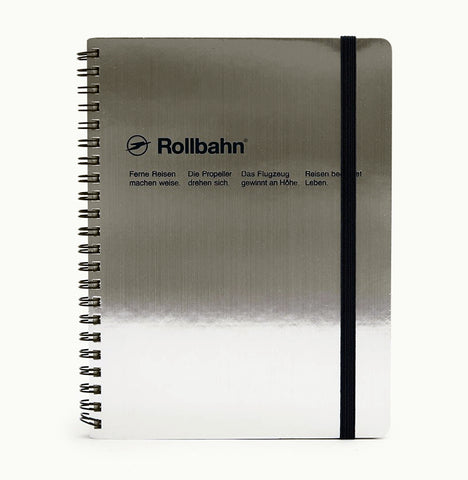 Rollbahn Large Size Silver