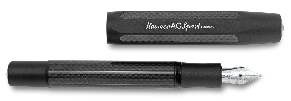 Kaweco AC Sport Black Fountain