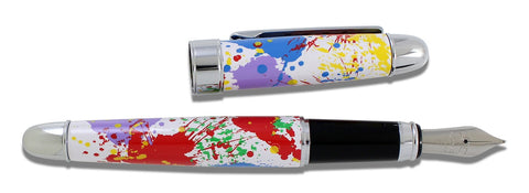 ACME Paint Splash fountain pen
