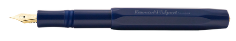 Kaweco  Art Sport Dark Blue Acrylic Fountain