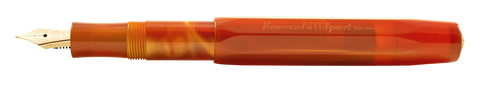 Kaweco  Art Sport Pearl Orange Acrylic Fountain