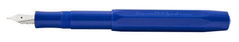 Kaweco  Art Sport Real Blue Acrylic Fountain
