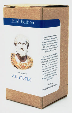 Organics Studio Masters of Science Aristotle