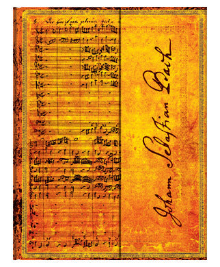 Paperblanks Embellished Manuscripts - Bach Ultra Wrap