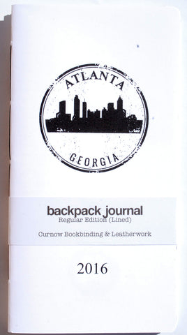 Curnow Backpack Atlanta 2016 Lined