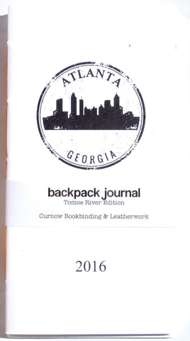 Curnow Backpack Atlanta 2016 Tomoe River