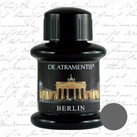 DeAtramentis City Berlin, Silver Gray