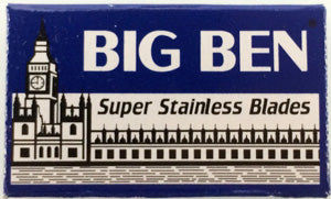Big Ben Super Stainless Blades