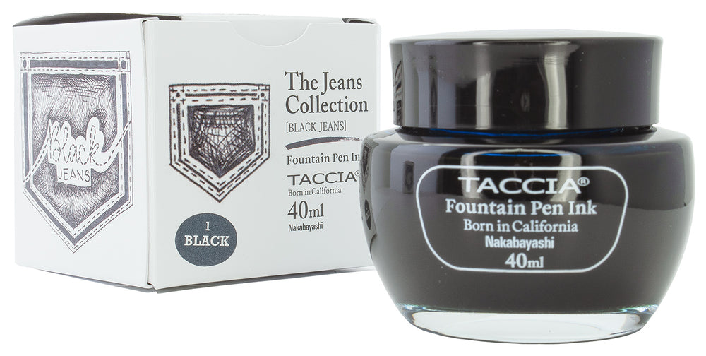 Taccia The Jeans Collection- Black Jeans