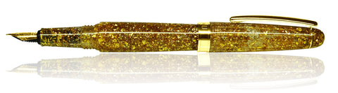 BENU Essence Collection Blazing Gold Fountain Pen