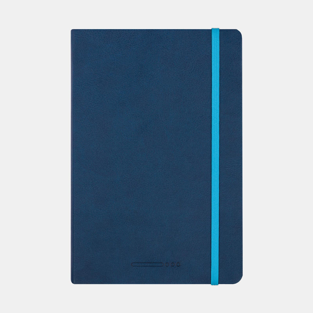 Endless Recorder Notebook Deep Ocean Blue