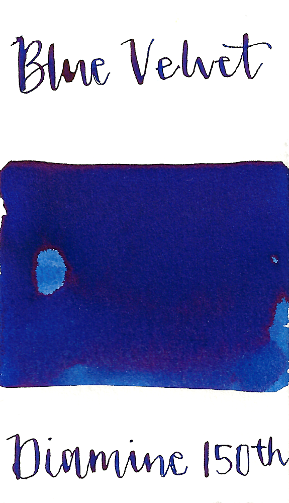 Diamine 150th Blue Velvet