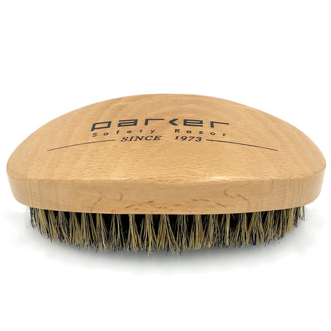Parker Shaving Beard & Hair Brush