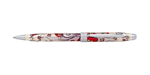 Cross Botanica Red Hummingbird Vine Ballpoint