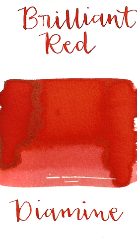 Diamine Brilliant Red