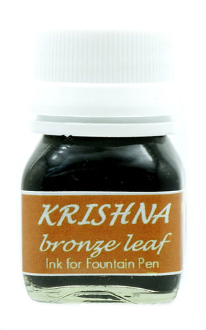 Krishna Super Rich Bronze Leaf Ink