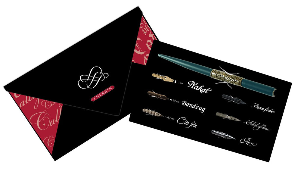 Brause Epoque Professional Calligraphy Set