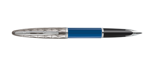 Waterman Carene Blue Obsession Ftn