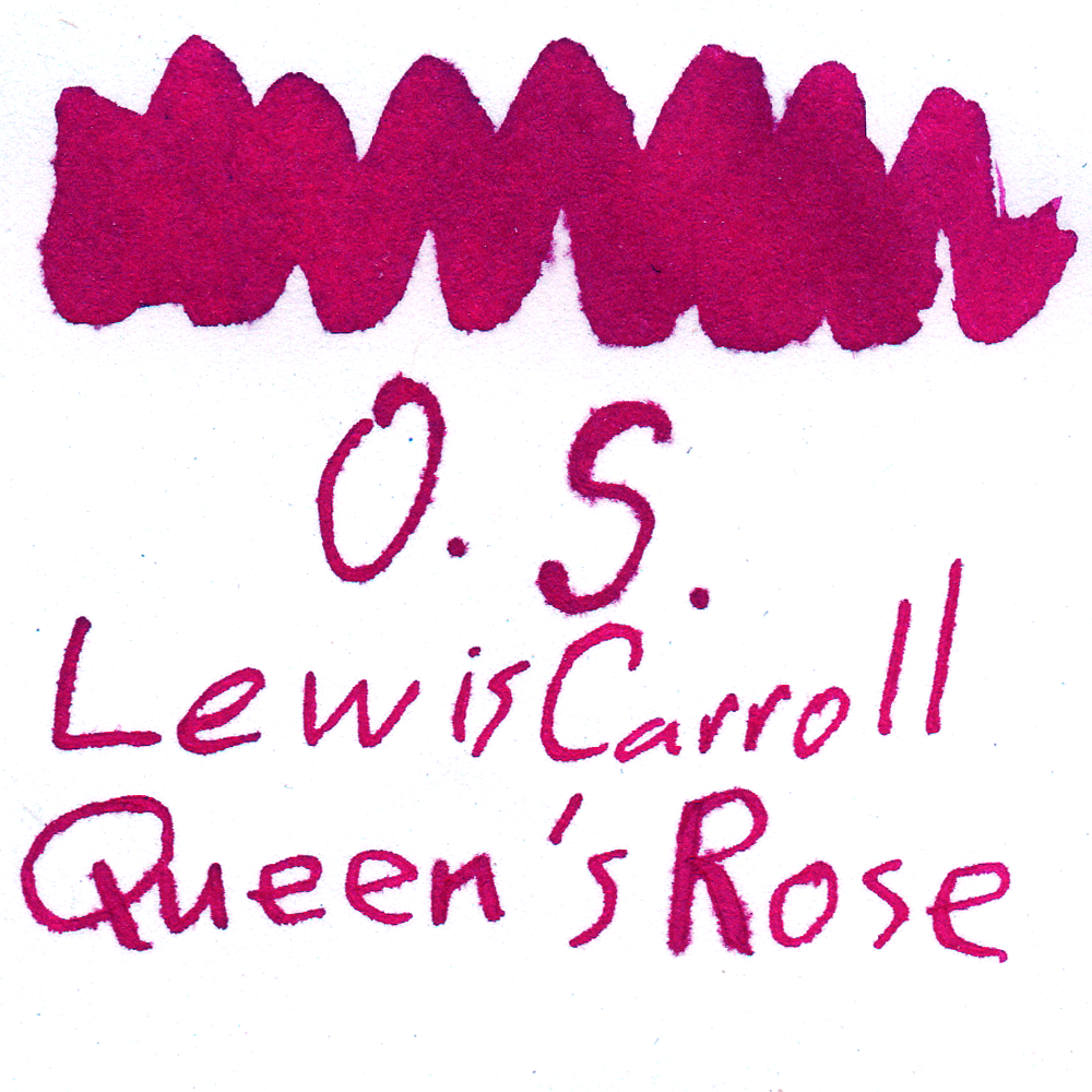 Organics Studio Lewis Carroll Queen's Rose