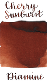 Diamine Cherry Sunburst