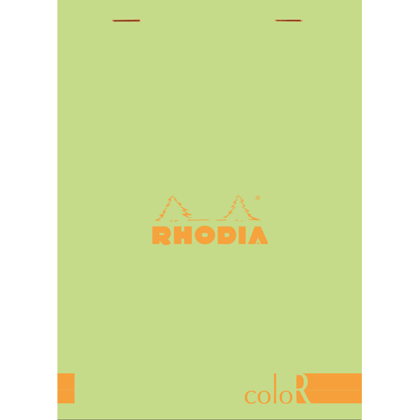 Rhodia ColoR #16 Anise Green