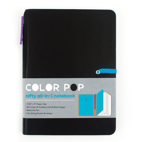International Arrivals Color Pop Notebook