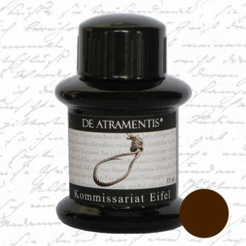 DeAtramentis Commissariat Eifel, Dark Brown