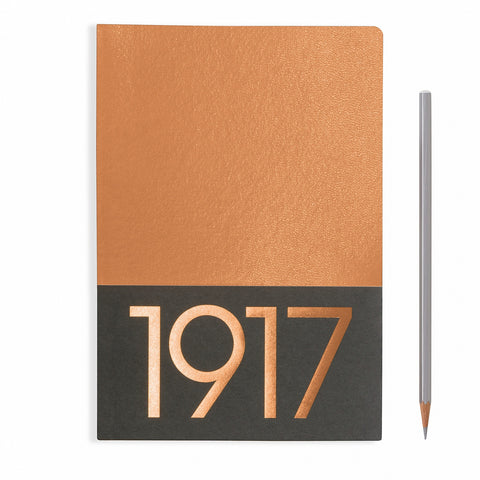 Leuchtturm1917 100th Anniversary A5 Jottbook Copper