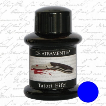DeAtramentis Crime Scene Eifel, Royal Blue