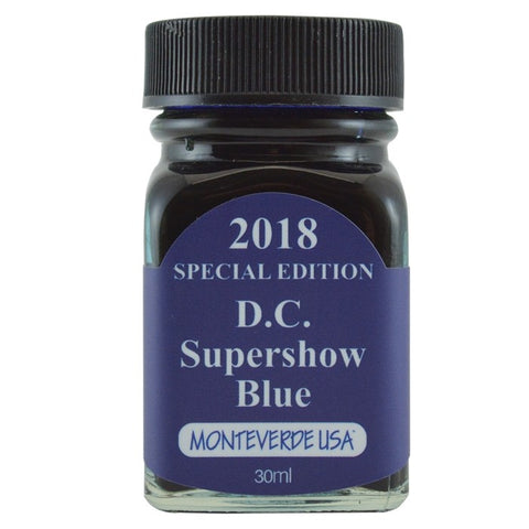 Monteverde D.C. Supershow Blue Special Edition
