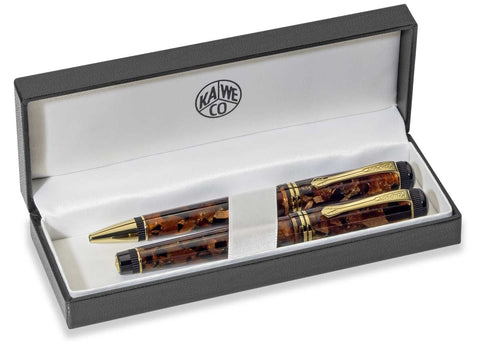 Kaweco DIA2 Set- Limited Edition Amber