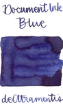 DeAtramentis Document Ink Blue