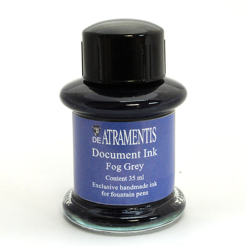 DeAtramentis Document Ink Fog Grey