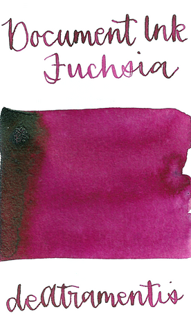 DeAtramentis Document Ink Fuchsia