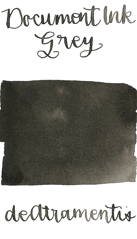DeAtramentis Document Ink Grey