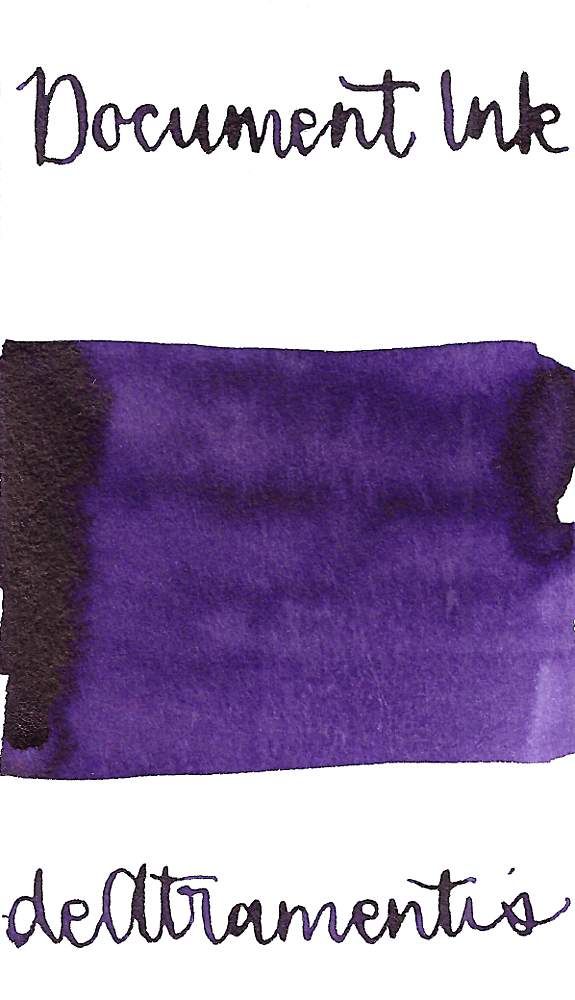 DeAtramentis Document Ink Violet