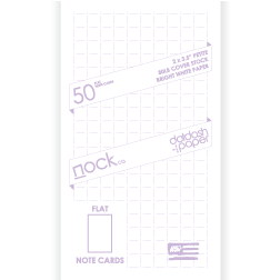 Nock Co DotDash Petite Note Cards