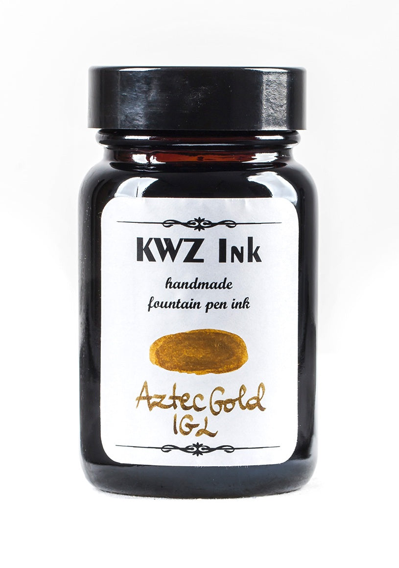 KWZ Iron Gall Light Aztec Gold #1303
