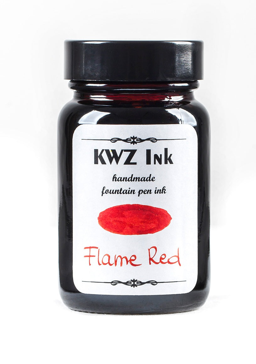 KWZ Standard Flame Red