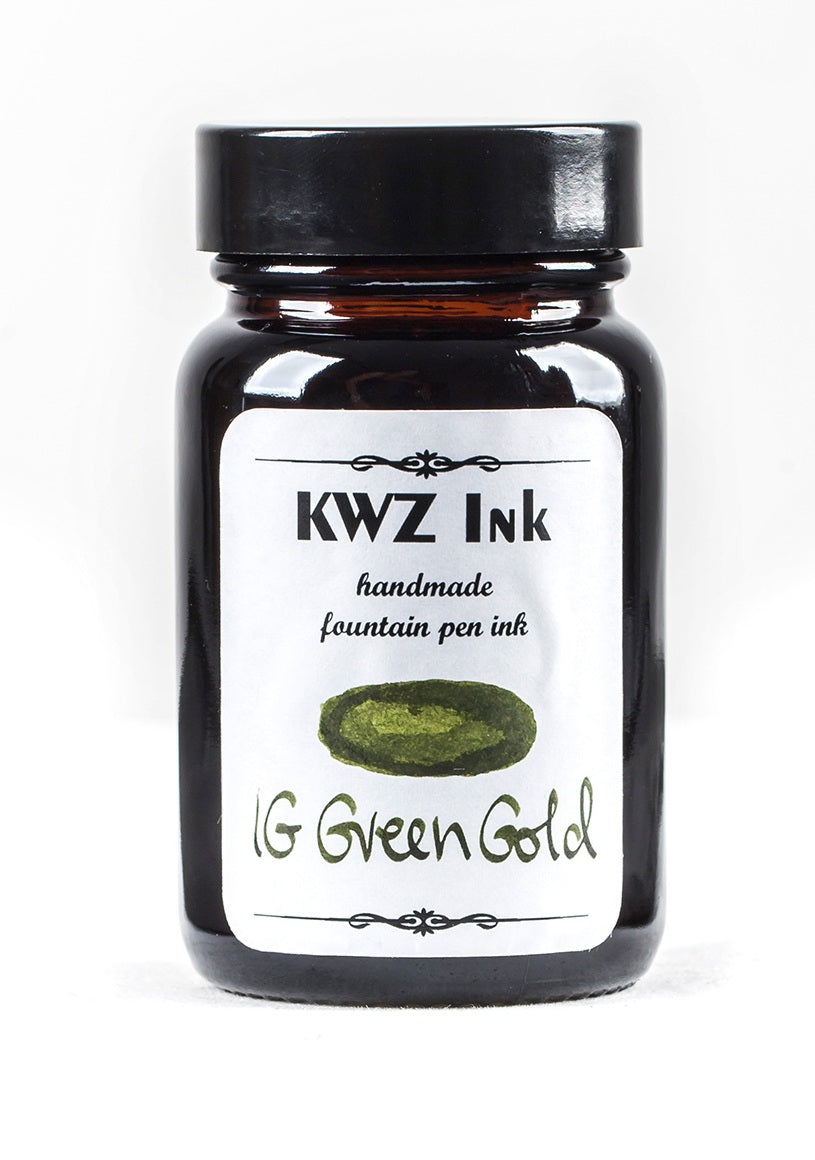 KWZ Iron Gall Green Gold #1204