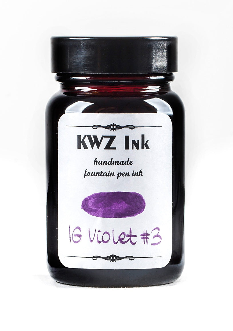 KWZ Iron Gall Violet 3 #1501