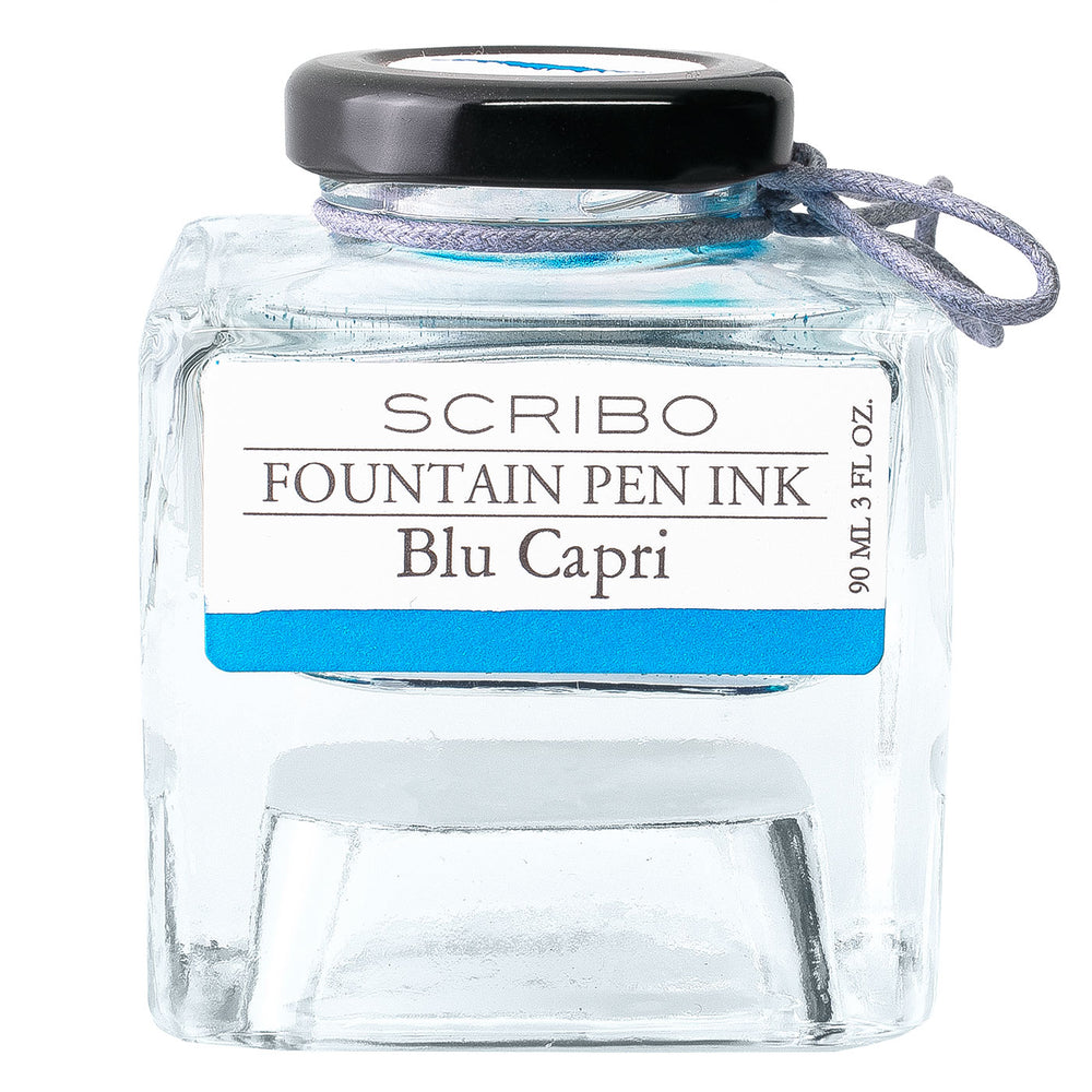 Empty Ink Bottle - Scribo 90ml
