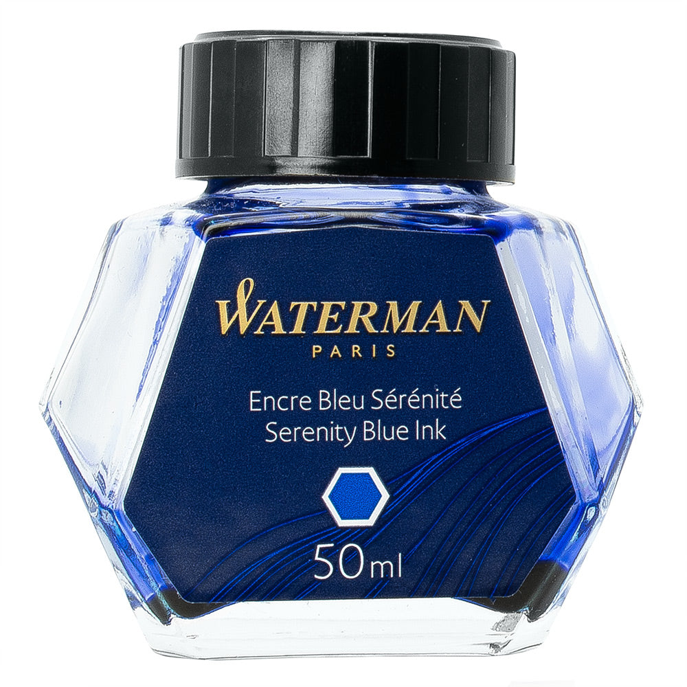 Empty Ink Bottle - Waterman