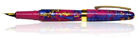 BENU Essence Collection Purple Fusion Fountain Pen