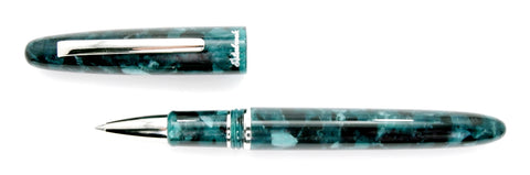Esterbrook Estie Evergreen with Chrome Trim Rollerball