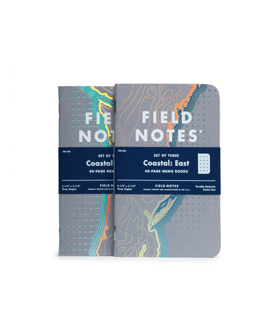 "Field Notes ""Coastal"""