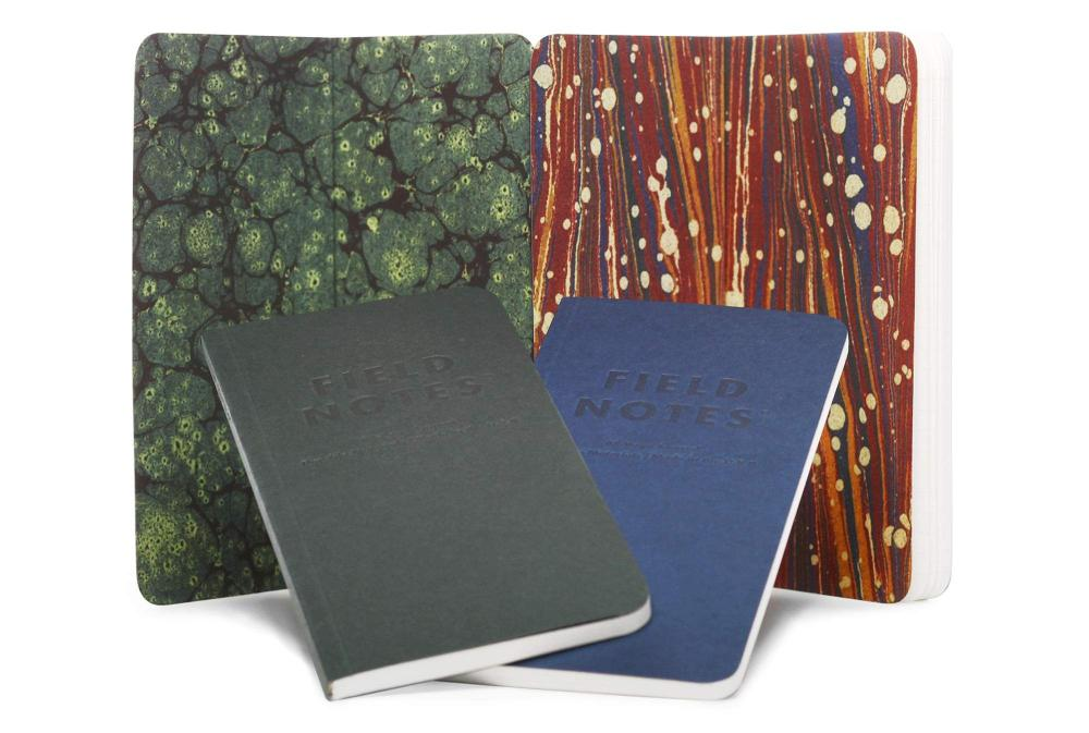 "Field Notes  ""End Papers"""