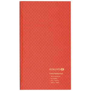 Kokuyo Me Field Notebook 3mm Grid - Pink