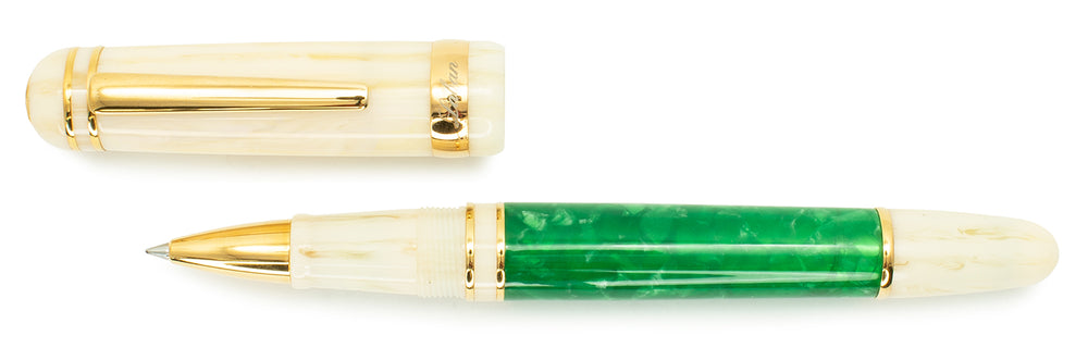 Laban Forest Green Rollerball Pen