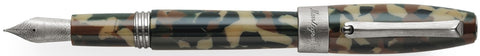 Montegrappa Fortuna Camouflage Fountain Pen